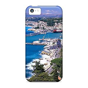 Quality ConnieJCole Case Cover With Nice France Nice Appearance Compatible With Iphone 5c