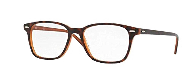 RB Unisex RX7119 Eyeglasses /& Cleaning Kit Bundle