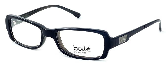 Amazon.com: Bollé óptico lente de Bastia en color negro ...