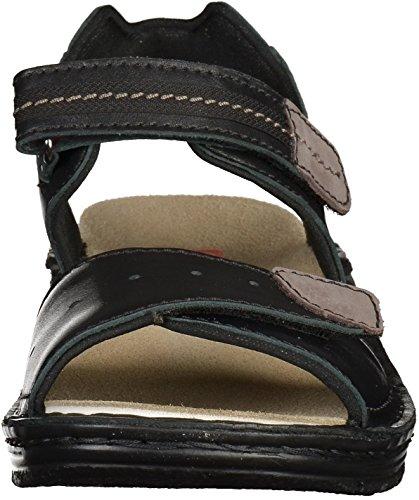 femmes Berkemann Noir 03102 Leni Sandale xnX40xaHq