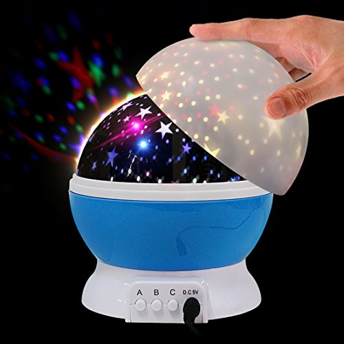 Constellation Rotating projector Romantic Tysonir