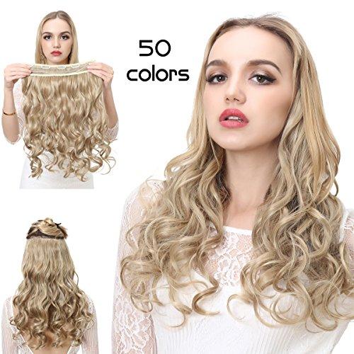 Synthetic Hair 3/4 Hairpiece (SARLA 20