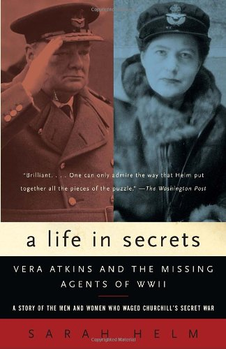 A Life in Secrets: Vera Atkins and the Missing Agents of WWII, Books Central