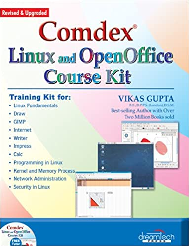 Amazon com: Comdex Linux and Open Office Course Kit