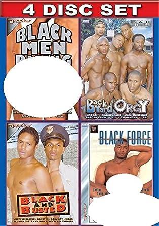 Deep In A Black Mans Ass 4 Disc Set Gay Bacchus