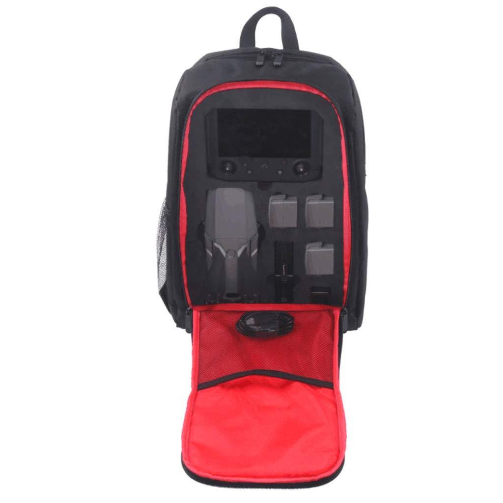 TANGON 保護防水耐久性ショルダートラベルバッグ ストレージキャリーケースボックス ハンドバッグ DJI Mavic 2 Pro/Zoom & Smart Platinum Fly Accessories対応 軽量ハンドバッグ B07P62FNWK
