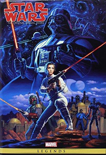 STAR WARS MARVEL YEARS OMNIBUS VOL 02 HARDCOVER HILDEBRANDT COVER (Star Wars Omnibus Marvel Years)