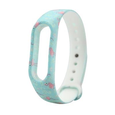 JANLY Millet Belt 2 Bracelet Replacement Silicone Bracelet Belt