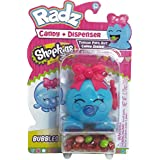 Radz Brand Shopkins Bubbles Toy Candy Dispenser, 0.7 Ounces