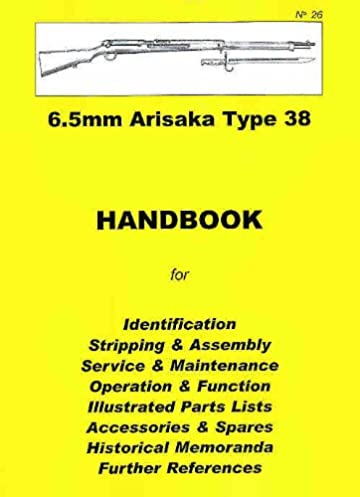 japanese rifle 6 5mm arisaka type 38 assembly, disassembly manual Smith Wesson Revolver Parts Diagram japanese rifle 6 5mm arisaka type 38 assembly, disassembly manual ian d skennerton 9780949749260 amazon com books