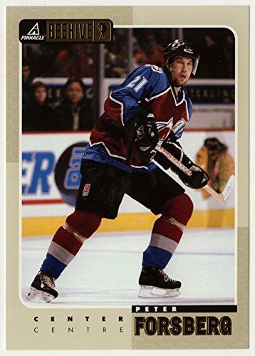 Peter Forsberg (Hockey Card) 1997-98 Pinnacle Beehive 5