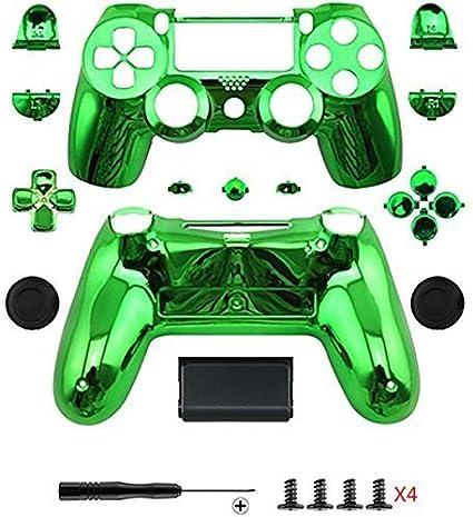 Canamite® - Funda cromada para mando de PS4 Playstation 4 Dualshock, PS4, 3#: Amazon.es: Deportes y aire libre