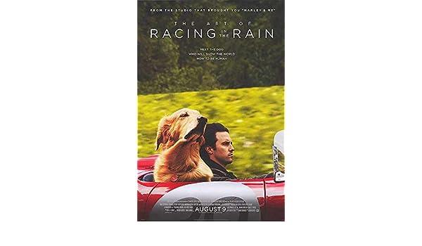 The Art of Racing in the Rain Poster 2019 Movie Milo Ventimiglia Art Print 27x40