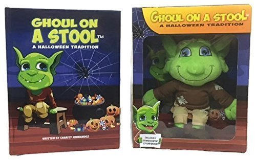 Ghoul On A Stool A Halloween Tradition by GOS Creations