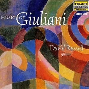Music of Giuliani