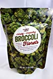 Trader Joe's Broccoli Florets 1.4 oz. (Pack of 2)
