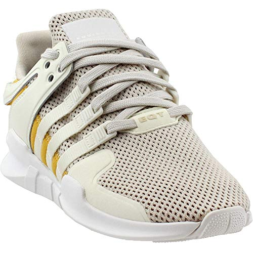 adidas Equipment Support Adv Mens Fashion Sneakers Grey/Yellow/Ash Blue ac7141 (11 D(M) US)