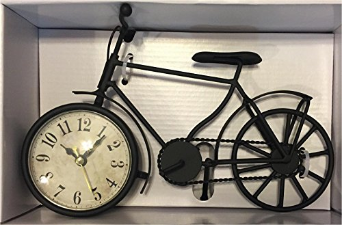 Bicycle Table Clock from Better Homes & Gardens