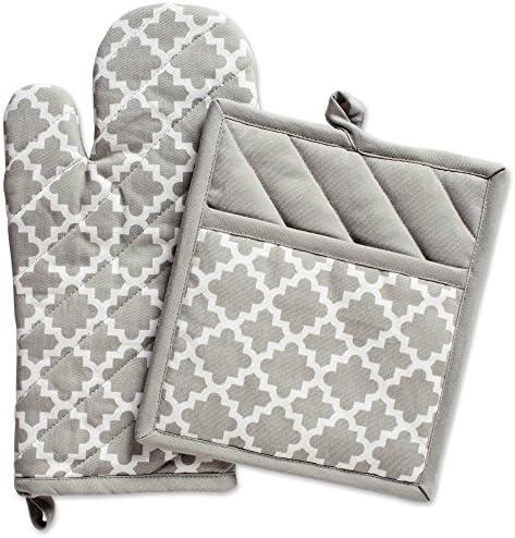 DII Lattice Washable Resistant Baking Gray product image