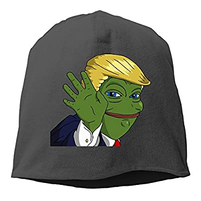 Trump Unstumpabble Spoof Men Women Daily Beanie Hat, Skull Cap ( 6 Colors )