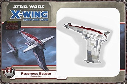 Star Wars X-Wing: Resistance Bomber Expansion - Miniatures Sf