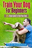 Train Your Dog For Beginners: 15 Steps Guide To Train Your Dog