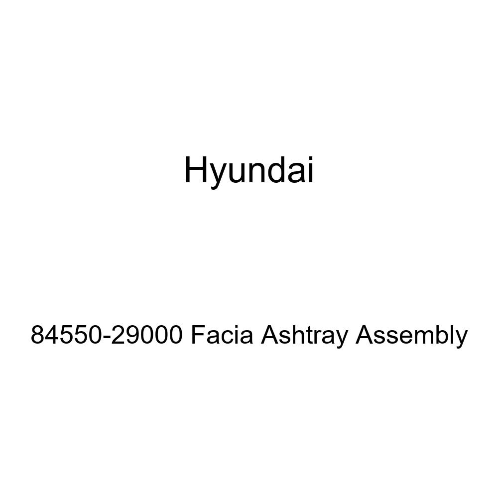 Genuine Hyundai 84550-29000 Facia Ashtray Assembly