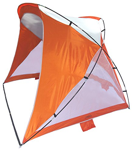 Easy Portable Shelters : Texsport portable easy up outdoor beach cabana tent sun