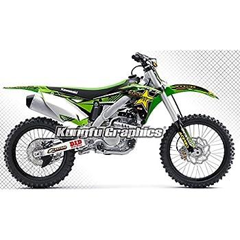 Pro Team Graphics Complete Set Fits Kawasaki KX250F KX 250F KXF KXF250 2013-2014