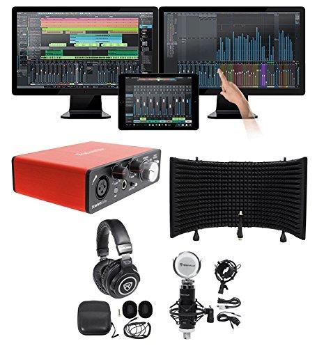 Presonus Studio One Upgrade Artist Version 1 & 2 TO Pro 3.2+Free Studio - 3 1 Studio