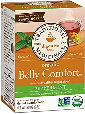 Traditional Medicinals Gas Relief Tea