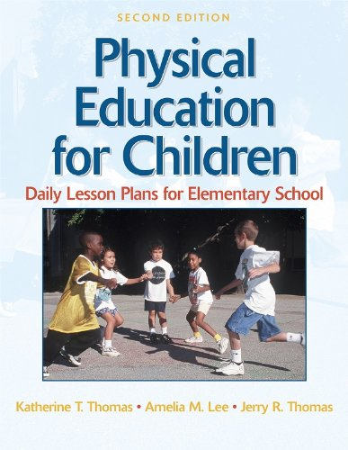 physical education for children daily lesson plans for 読書メーター