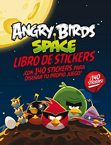 angry birds space sticker book - 8