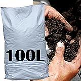 100L Organic Matter Soil Improver Conditioner Garden bed border grow feed plants