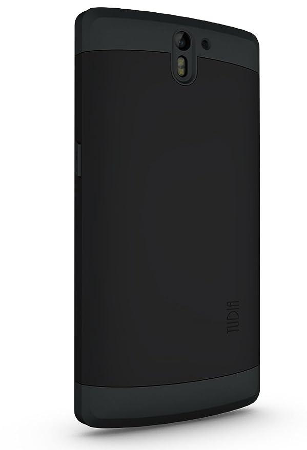 TUDIA Slim-Fit CYGEN de Doble Capa Carcasa Protectora para OnePlus One