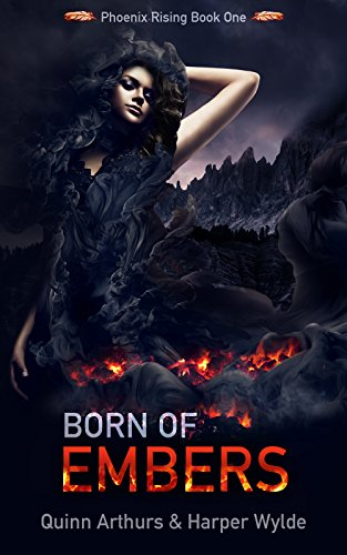 Born of Embers: Phoenix Rising Book One cover