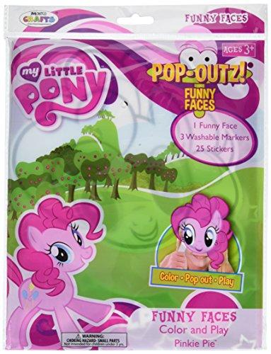 bulk buys CG976 My Little Pony Pop-Outz! Funny -