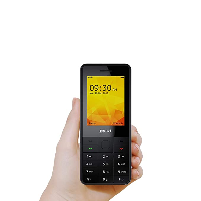 P501 Teléfonos Móviles Libres Moviles Buenos con 2.4 Pulgadas,Doble SIM, FM Radio, Movil Teclas con Physical Keyboard, Telefono Movil Basico con LED ...