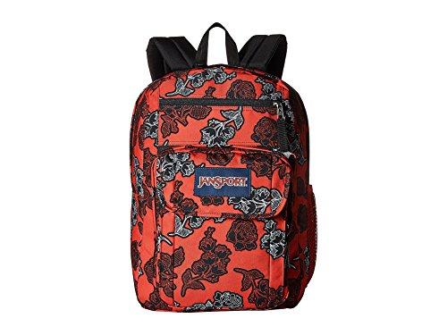 JanSport Digital Student Laptop Backpack - Floral Lines