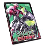 BANDAI Ichiban Kuji TIGER & BUNNY | DVD | E Prize Special DVD ( Region 2 ) ( Japanese Import )