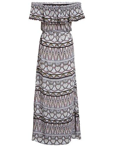 Vestido largo boho de Vila Clothes Varios colores