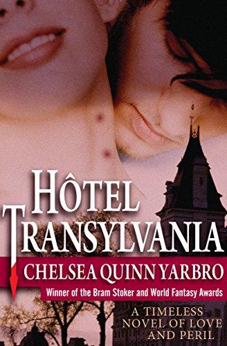 Book cover for Hotel Transylvania