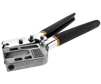 metal stud crimper punch lock framing fastening crimping single hand tool 10 - Metal Stud Framing Tools