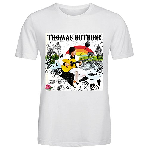 Thomas Dutronc Comme Un Manouche Sans Guitare Man's Short sleeve White