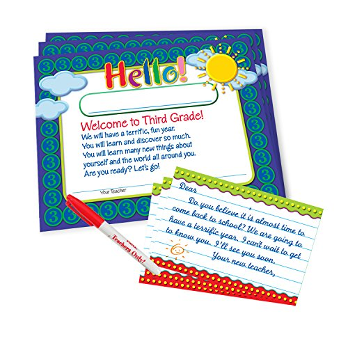Welcome to Third Grade Kit | Elementary School Classroom Supplies for Teachers