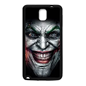SKULL The funny clown Cell Phone Case for Samsung Galaxy Note3
