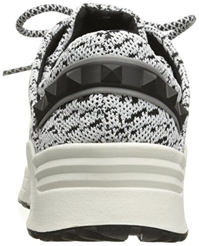 Madden Girl Mujeres Airratic Fashion Sneaker Blanco Paris