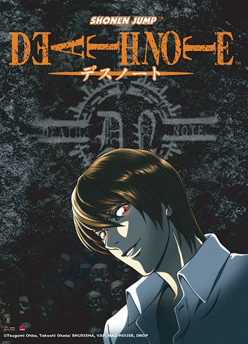 Great Eastern Entertainment Death Note Light Wall Scroll, 31 by 43-Inch
