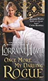 Once More, My Darling Rogue, Lorraine Heath, 0062276247