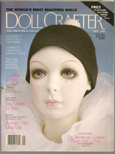Doll Crafter Magazine - September 1990 (Single Issue Magazine) ()
